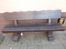 Solid Wood Garden Furniture in Ramstein, Germany