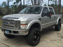 2008 Ford F250 4x4 Lariat. 6.4L Diesel. DPF deleted. Pro Comp Lift in Kingwood, Texas