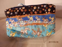 Dog Print Make-up Bag in Naperville, Illinois
