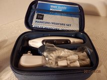 Easy Home Manicure/pedicure set.  Brand New in Joliet, Illinois