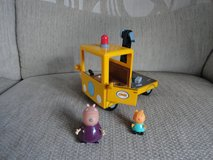 Peppa pig truck ,figures in Lakenheath, UK