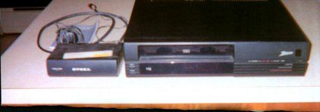 Zenith VCR Machine in Naperville, Illinois
