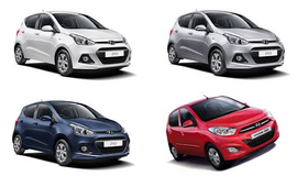 $10,900 BRAND NEW CARS! - Hyundai i10 Automatics! in Ramstein, Germany