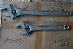 Jumbo Adjustable Wrenches in Camp Pendleton, California