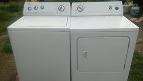 Whirlpool washer and electric dryer set (2) in Alamogordo, New Mexico