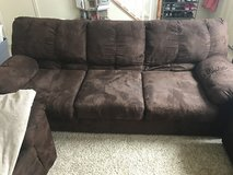 Couch, recliner and love seat in Bolling AFB, DC