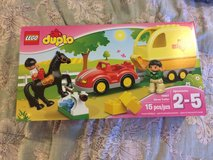 New LEGO Duplo Horse Trailer Set in 29 Palms, California