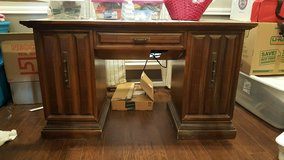 Sewing Cabinet with Hide Away Machine in Kingwood, Texas