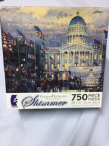 New Puzzle, Thomas Kinkade in Nellis AFB, Nevada