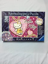 Ravensburger 500 piece hello kitty puzzle in Nellis AFB, Nevada