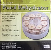 Unopened 5 Tier Food Dehydrator 'Harbor Freight' in Camp Pendleton, California