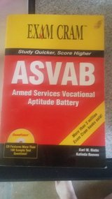 Asvab and McGraw-Hill s PRAXIS I and II book in Moody AFB, Georgia