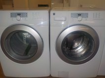KENMORE FRONT-LOAD WASHER & DRYER in Fort Bragg, North Carolina