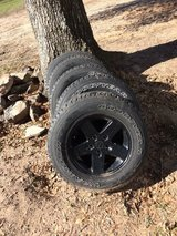 Jeep Rims & Tires in Conroe, Texas