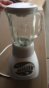 Oster Blender, Glass 6 Cup, 12speed in Fort Carson, Colorado