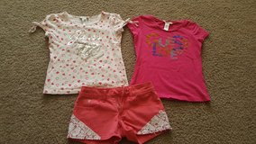 Girls GUESS Tops and Shorts in Fort Irwin, California