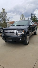 2013 F-150 Platinum Series in Fort Knox, Kentucky