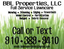 Maysville Lawn Care in Camp Lejeune, North Carolina