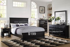 Q-BED, 2 X NS, DRESSER, MR FREE DELIVERY in Huntington Beach, California