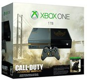 Xbox One Limited Edition Call of Duty: Advanced Warfare Bundle w/ Xbox One Kinect Sensor in Bolling AFB, DC