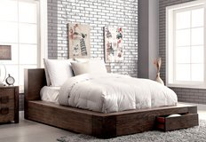JANEIRO QUEEN BED FRAME ON SALE FREE DELIVERY in Huntington Beach, California
