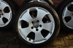 "17"" Audi/VW Summer Tires and Rims in Baumholder, GE"
