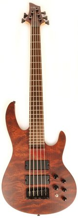 Brice HXB2-405 3/4 Nat Bubinga Short Scale 5-string in Fort Knox, Kentucky