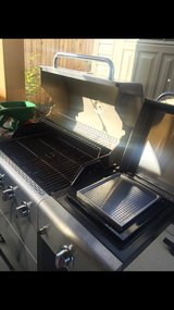 Kenmore Stainless Steel Gas Grill/Stove and Steamer in Travis AFB, California