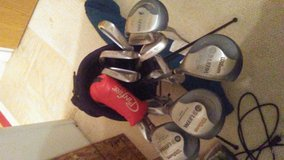 Wilson Ultra series golf clubs in Yucca Valley, California