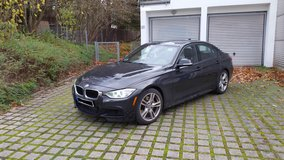 Moving Sale! 2014 BMW 335i M-Sport Fully Loaded!! in Wiesbaden, GE