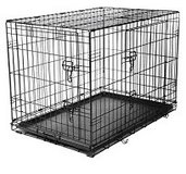 1 WIRE DOG CRATE...NEW IN BOX in Fort Benning, Georgia