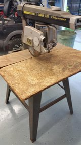 DeWalt Miter 770 10 Inch (In-Line) Table Saw in Great Condition in Camp Lejeune, North Carolina
