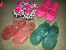 Little Girls Sz 8 Shoes Fun and Functional! in Glendale Heights, Illinois