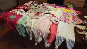 Baby girl clothing(45pieces)from 0mo.-3mo. in Ramstein, Germany
