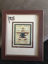 """Americana Framed Picture 9.5"""" x 12"""" in Oswego, Illinois"""