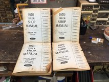 1970 Ford Truck Manuals in Lockport, Illinois