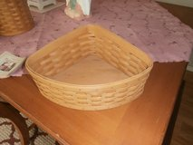 Handmade Longaberger Heartshaped Basket in Yucca Valley, California
