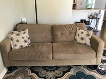 Couch and love seat set in Fort Rucker, Alabama