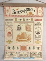 Vintage Style Farmhouse Posters Birds, Bees, Plumes, Cows and More in Fort Leonard Wood, Missouri