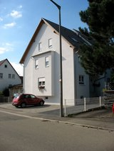 4 Story Row House in Magstadt (American Owners) in Stuttgart, GE