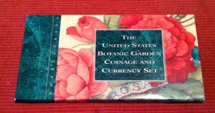 1997 U.S. Botanic Garden Coinage And Currency Set in Fort Leonard Wood, Missouri