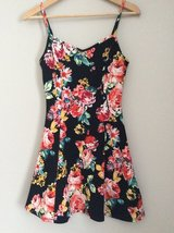 """""""Ambiance Appareal""""dress with flowers size L in Glendale Heights, Illinois"""