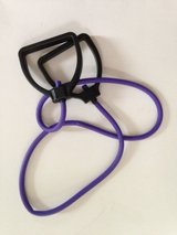 Purple Resistance Band in Glendale Heights, Illinois