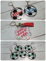 Customized Keychains / Bag Tags in Okinawa, Japan
