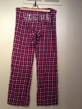 Pink pajama pants with sparkles  size S in Plainfield, Illinois