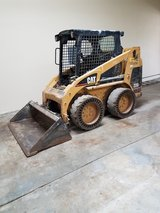 05 cat skid steer 226 in Fairfield, California
