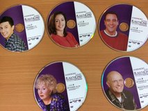Everybody Loves Raymond Season 5 DVD Set in Okinawa, Japan