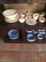 China sets for sale in Vicenza, Italy