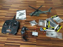 Blade Micro AH-64 Apache RTF Scale RC Remote Control Helicopter + Extras in Ramstein, Germany
