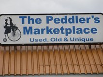 GRAND OPENING OF THE PEDDLER'S MARKETPLACE in Camp Lejeune, North Carolina